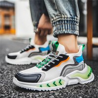 2020 Men's Casual Shoes Trend Comfortable Men Fashion Shoes Outdoor Sneakers for Men Leisure Flats Non-slip Outdoor Sneakers