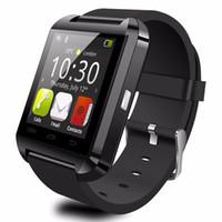 Smart Watch U8 U-Uhr-Smart-Uhren für Smartwatch Samsung Sony Huawei Android Phones Gut mit Paket