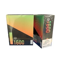 SOUFFLE XXL 1600 Puffs Clics dispositif à usage unique Vape stylo prérempli Vapeurs e Cigs Cigarettes Portable System Starter Kit avec le code de sécurité