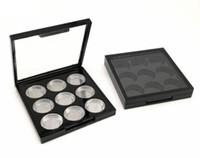 Глазные коробки тени Сковороды Пустой глаз Тени для век Palette Фирма косметичку инструмент тени для век поддон быстро Тень Eyeshadow