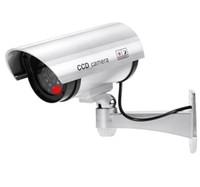 Dummy Fake Camera Video Surveillance Câmera Falsa LED Simulado Monitor de Segurança Gerador de Sinal de Segurança Ao Ar Livre CCTV Home Security Suprimentos LSK807