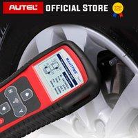 AUTEL MaxiTPMS TS401 TPMS strumento di pressione pneumatici Sensore Activator programmatore Ricevi sia segnali 315MHz e 433MHz