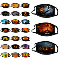 face mask Christmas and Halloween masks windproof dustproof ...