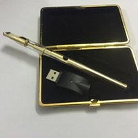 Or stylo jetable vape huile concentré Vaporizer kit de démarrage stylo bouton 280mAh 510 batterie en céramique Vape cartouche O Pen vapeur 0,5 ml 1 ml