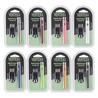 MOQ 10 PCS Pré-aquecimento Botão Bateria Ajustável Variável Variável Tensão O-caneta 350mAh Pen 510 Tópico para Atomizador Slim CE3 G2 Tanque de Vidro DHL GRÁTIS