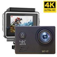 Sport Action-Videokameras Original Eken H9R / H9 Ultra HD 4K-Kamera 30M wasserdicht 2.0 'Bildschirm 1080P Sport Gehen Extreme PRO CAM
