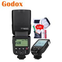 Godox600 2.4G HSS GN60 Kamera Flaş Speedlite Xpro-F Verici, X-T4 T30 T3 T20 T2 X-E1 E3 E5 x-A5 A3 T100 A7