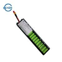 Tiefkreislithiumbatterien Pack 36V 6Ah 7.8Ah mit 18650 Zellen 10S3P Elektrische Roller-Batterie