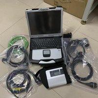 2 년 보증을 사용할 준비가 12V 24V 전체 집합에 대 한 노트북 CF-30의 Toughbook 진단 도구 메가 바이트 스타 C4 최신 소프트웨어 SSD