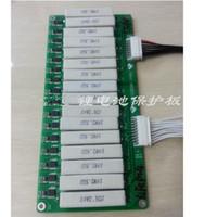 Freeshipping 3S ~ 16S Hochstrom Lithium-Batterie Balance Board 60V 48V 1.5A Balancing Zeit aktiver Equalizer Balancer Lifepo4 Lipo Li-ion