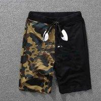 Luxus-Designer Shorts Sommer Herren Shorts Skateboard Shorts Hose Knielänge Tier gedruckte Kleidung Verschluss Kordelzug mittlere Taillen-M-2XL