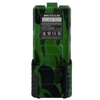 Bateria Baofeng Li-ion para UV-5R DM-5R TP F8 + UV-5R uv 5RA F8HP Walkie Talkie 1800mAh Acessórios Baofeng bateria