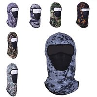 Cycling Face Cover Thin Outdoor Headgear Caps Filter Face Co...