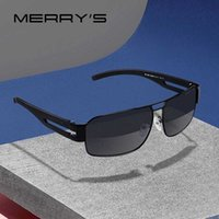 Lunettes de soleil Moyeux Hommes Polarized Masculin Conduire Eye Port TR90 Jambes Protection UV400 S8452N