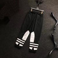 Calças calças dos homens Corredores Carga cintura elástica leves Pantalons ativos Pour Hommes Calças Sweatpants Jogging Pantaloni