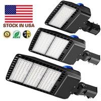 Iluminación al aire libre LED alto LED STEET LIGHT 80W 100W 120W 150W 200W 250W LED Iluminación de carretera LED Luces de la calle Luces de la calle Impermeable IP67