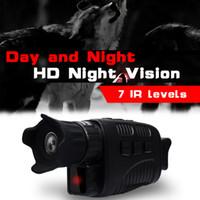 Бекинтек водонепроницаемый ночной монокулярный телескоп инфракрасный охотничий аппарат 300M Расстояние наблюдается в полной темноте 4x Zoom 960P видео