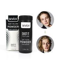 Sevich 8g polvere di Mattifying aumenta il volume dei capelli Acquisisce Taglio di capelli Unisex Hair Styling Modeling Polvere Lacca Rimuovere olio per i capelli USPS nave