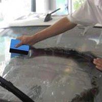 자동차 비닐 필름 포장 도구 펠트 부드러운 벽 종이 스크레이퍼 모바일 스크린 프로텍터 설치 스퀴지 도구