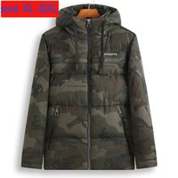 Neue Ankunfts-Winter-Mode-Mantel-Männer Padded Jacket Mens Eindickung Thick Art-Super Large Plus Size XL2XL3XL 4XL 5XL 6XL 7XL 8XL