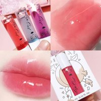 Wasser Toot Lip Oil Natural Oil Wasserdicht Moisturizing Lip Gloss Lippen Frauen Aloe Vera Gloss Tubes