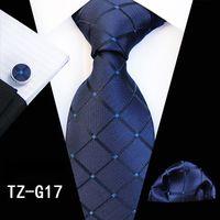 الجديدة 72 أنماط الرقبة التعادل مجموعة بيزلي 8 سم الرجال ربطة العنق الحرير التعادل حفل زفاف اكسسوارات الأعمال التعادل المنديل مجموعة (التعادل + أزرار أكمام + المنديل)