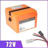 Batterie de lithium de 42V 5000W de moto électrique 20AH 30AH 40AH Portable