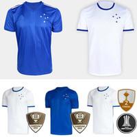 2020 Cruzeiro 축구 유니폼 20 21 브라질 드 ArraSkaeta 프레드 Robinho Thiago Neves 축구 셔츠 Cruzeiro 홈 Brasil Club Man Camisas Tha