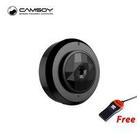 Caméscopes C6 Mini Kamera avec WiFi Connect Contrôle IP HD 720P Vidéo Résolution vidéo et détection de mouvement