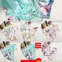 14RyD decorative rayon four scarf suitable Chinese style for...