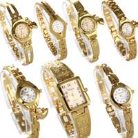 New Arrivals Zeitlich begrenzter Designer Außenhandel Großhandel koreanische Art und Weise modische Armband-Uhr-nette Temperament All-Gleiches Chaoyada Damen