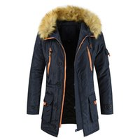Brilliant Winter Men Homme Winter Jassen Chaquetas Parka Plu...