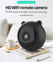 A12 미니 무선 카메라 와이파이 HD 1080P 홈 보안 IP CCTV 카메라 나이트 비전 소형 캠코더 원격 모니터 숨겨진 지원 TF 카드