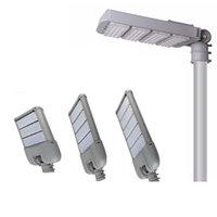 Lâmpada de rua LED de 100W 150W 200W 250W Path Lâmpadas AC110V 220V estrada Garden Park Highway Street Luzes Streetlight iluminação exterior