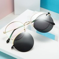 New Arrivals Time-Limted set of mirrors 061 magnetic sunglasses men's fashion sunglasses polarizer with a multi-metal optical microscopy