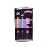 Top Quality Make Up Brush Set Makeup Tools Blending Cosmetic Brushes Shiny Beauty Tools Three options 3pcs# 4pcs# 5pcs#