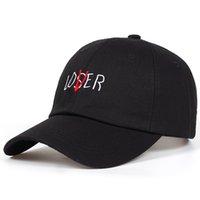 جديد عاشق الخاسر قبعة بيسبول للجنسين التطريز 100٪٪ أبي قبعة للتعديل snapback الهيب هوب القبعات 2020