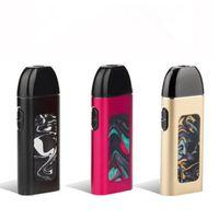 2020 Newest Pluscig B6 Heating Stick Starter Kit 850mah Battery Dry Herb Vaporizer Heat Not Burn Vape Carts VS Kamry Ploobox Plus