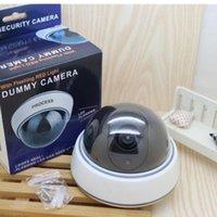 Virtual Camera Manequim Falso Câmeras Simulado Segurança Video Surveillance Dome Falso Camera Signal Generator Outdoor Home Security Abastecimento YL56