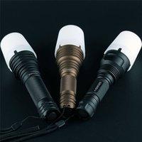 مصباح يدافع المشاعل 1 قطعة قافلة أبيض سيليكون مضيئة الناشر ضوء غطاء ل c8 / c8 + / m21a لينة الظل مصباح الشعلة