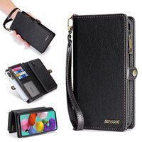 Leather Phone Case For Samsung leather Wallet Case Handbag magnetic back cover fashion phone cover cellphone case