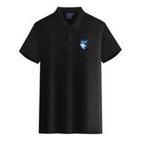 Le Havre AC Futbol Kulübü Logo Erkek Moda Golf Polo Tişört Erkek Short Sleeve polo Tişörtlü