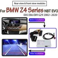 Z4 E85 E86 E89 G29 2006 ~ 2020 CIC NBT EVO 시스템 인터페이스 어댑터 원래 자동차 화면 후면 카메라 디코더 업그레이드