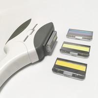 OPT SHR 머리 제거 핸들 핸드 피스와 영국 제논 램프 내부 E 빛 IPL 기계 3 필터 ~ 480㎚의을 530nm에서 640nm로