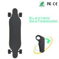 Neueste 4-Rad-elektrische Skateboard-Roller-Elektro-Samsung-Batterie Dual-Hub-Motor Patinete Fernbedienung elektrischer Hoverboard