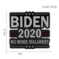 Vendita calda di personalità 2020 americano Elezioni presidenziali Biden Trump Metal Badge sancire Breastpin emblema di trasporto del DHL