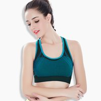 Gym Abbigliamento Jigerjoger Gilet senza soluzione di continuità Gilet Sport Biancheria intima Forma Fitness Yoga