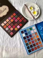 Famoso Brand Eye Trucco Palette Star 35 Colori Eyeshadow Palettes Pigmento opaco Pigmento stampato Polvere Polvere Palette Eye Shadow