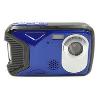 الكاميرات الرقمية كاميرا 1080P HD مقاوم للماء 2.8 بوصة 16MP فيديو مع وضع بانورامي