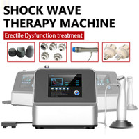 Tiros New Compressor ilimitados Shock Wave Machine / Shockwave Therapy Machine / Extracorpórea onda de choque Equipamento DHL / CE